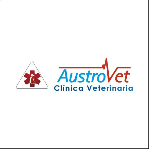 Clínica Veterinaria Austrovet-logo