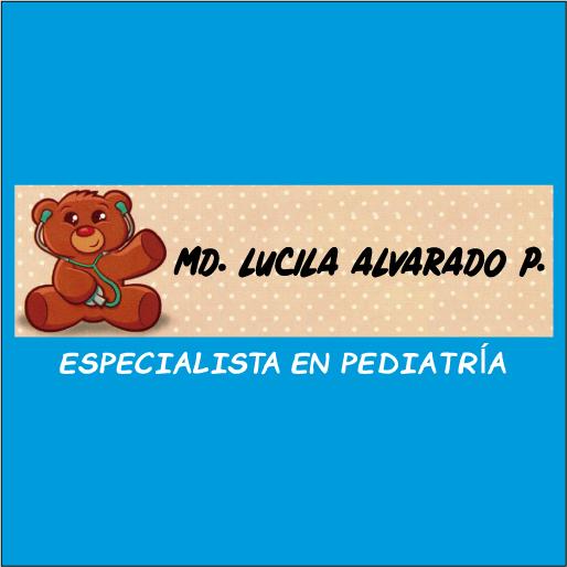 Dra. Lucila Alvarado-logo