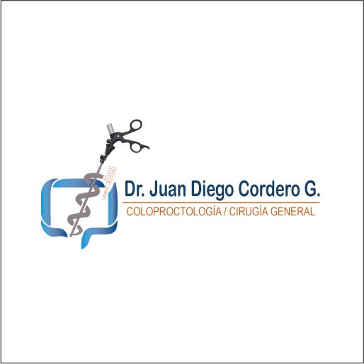 Dr. Juan Diego Cordero G.-logo