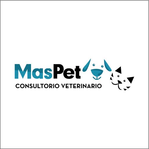 MasPet Consultorio Veterinario-logo
