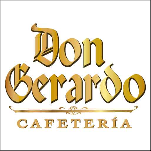 CAFETERÍA DON GERARDO-logo