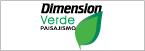 Logo de Dimension Verde