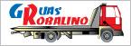 Logo de Grúas Robalino
