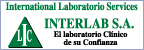 Logo de Interlab S.A. Laboratorio Clínico