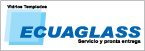 Logo de Ecuaglass