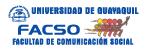 Logo de Universidad de Guayaquil Facultad de Comunicación Social Facso