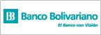 Logo de Banco Bolivariano C.A.