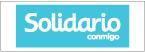 Logo de Solidario conmigo
