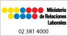Logo de Ministerio de Relaciones Laborales