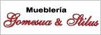 Mueblería Gomesua-logo