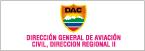 Dirección General de Aviación Civil, Dirección Regional II-logo