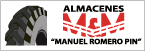 "M. & M.""Manuel Romero Pin""-logo"