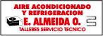 Aire Acondicionado y Refrigeración E.Almeida O.-logo