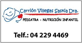 Carrión Villegas Saskia Dra.-logo