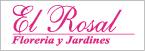 Florería y Jardines El Rosal-logo