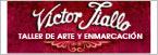 Víctor Fiallo Taller de Arte y Enmarcación-logo