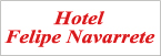Hotel Felipe Navarrete-logo