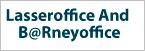 Lasseroffice And B@rneyOffice-logo