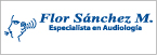 FLOR SANCHEZ M  ( SOLUCIONES AUDITIVAS )-logo
