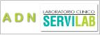 Servilab Laboratorio Clínico-logo