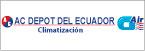 Ac Depot del Ecuador-logo