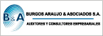 Burgos Araujo & Asociados S.A.-logo