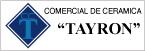 Comercial de Cerámica ¨Tayron¨-logo