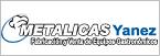 Metálicas Yanez-logo
