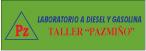 """Laboratorio a Diesel y Gasolina """"Pazmiño""""-logo"""