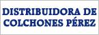 Distribuidora de Colchones Pérez-logo