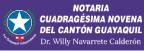 Notaría 49 del Cantón Guayaquil-logo