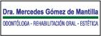 Gómez de Mantilla Mercedes Dra.-logo