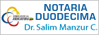Notaría Duodécima-logo