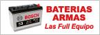 Baterías Armas Las Full Equipo-logo