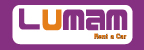 Luman Rent a Car-logo