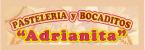 Pastelería y bocaditos ¨Adrianita¨-logo