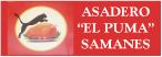 """Asadero """"El Puma"""" Samanes-logo"""