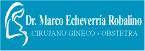Dr. Marco Echeverría Robalino-logo
