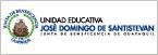 Unidad Educativa Particular José Domingo de Santistevan-logo