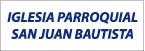 Iglesia Parroquial San Juan Bautista-logo