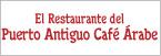 El Restaurante del Puerto Antiguo Café árabe-logo