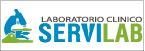 ADN Servilab Laboratorio Clínico-logo