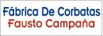 Fábrica de Corbatas Fausto Campaña-logo