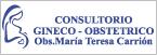 Dra. Ma. Teresa Carrión de Macías-logo