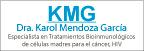 Tratamiento para el Cáncer Dra. Karol Mendoza-logo