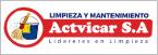 Limpieza y Mantenimiento ACTVICAR S.A.-logo