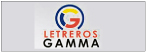 Letreros Gamma-logo