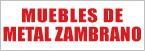 Muebles de Metal Zambrano-logo