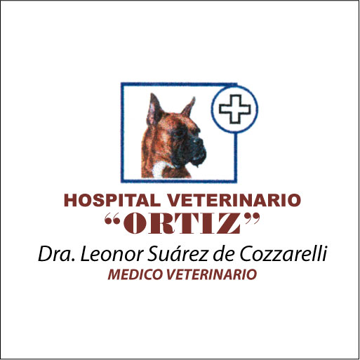"Hospital Veterinario ""Ortiz""-logo"