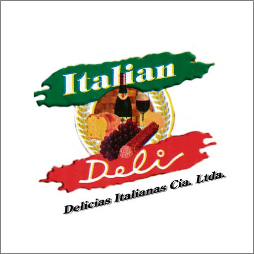 Restaurant Italian Deli-logo